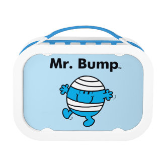 Mr. Men | Mr. Bump is a Clutz Lunch Box