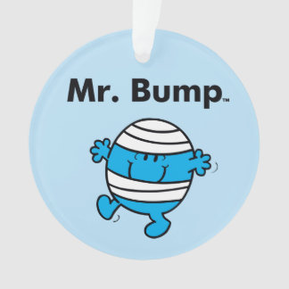Mr. Men | Mr. Bump is a Clutz Ornament