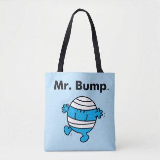 Mr. Men | Mr. Bump is a Clutz Tote Bag