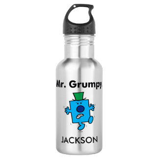 Mr. Men | Mr. Grumpy is a Grump 532 Ml Water Bottle