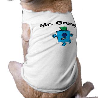 Mr. Men   Mr. Grumpy is a Grump Doggie T-shirt