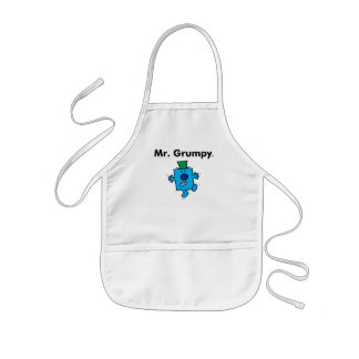 Mr. Men | Mr. Grumpy is a Grump Kids Apron