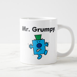 Mr. Men | Mr. Grumpy is a Grump Large Coffee Mug