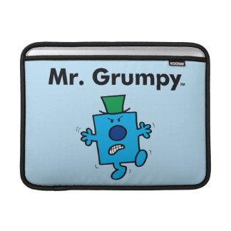 Mr. Men | Mr. Grumpy is a Grump MacBook Sleeve