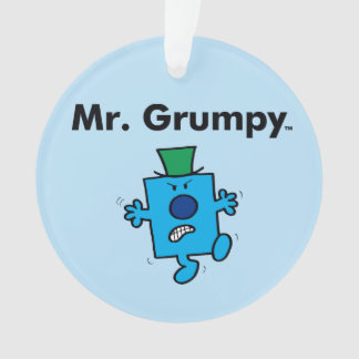 Mr. Men | Mr. Grumpy is a Grump Ornament