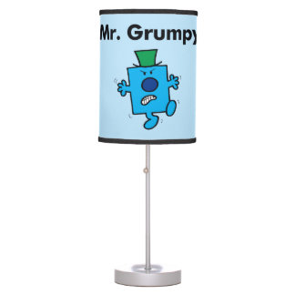 Mr. Men | Mr. Grumpy is a Grump Table Lamp