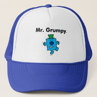 Mr. Men | Mr. Grumpy is a Grump Trucker Hat