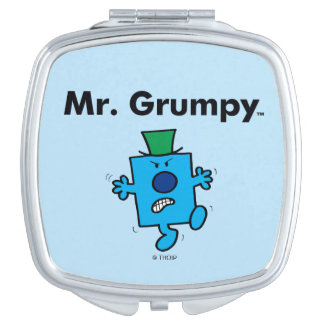 Mr. Men | Mr. Grumpy is a Grump Vanity Mirror