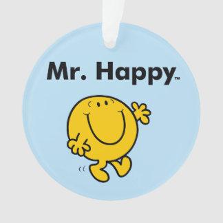 Mr. Men | Mr. Happy Is Always Happy Ornament
