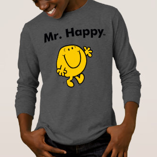 Mr. Men | Mr. Happy Is Always Happy T-Shirt