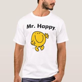Mr. Men | Mr. Happy Is Always Happy T-Shirt