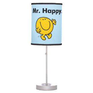 Mr. Men | Mr. Happy Is Always Happy Table Lamp