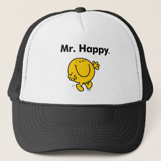 Mr. Men | Mr. Happy Is Always Happy Trucker Hat