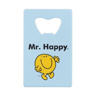 Mr. Men | Mr. Happy Is Always Happy Wallet Bottle Opener
