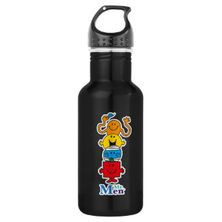 Mr. Men | Mr. Men Standing Tall 532 Ml Water Bottle
