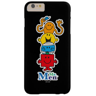 Mr. Men | Mr. Men Standing Tall Barely There iPhone 6 Plus Case