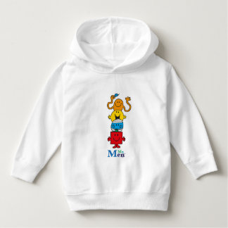 Mr. Men | Mr. Men Standing Tall Hoodie