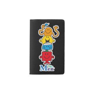 Mr. Men   Mr. Men Standing Tall Pocket Moleskine Notebook