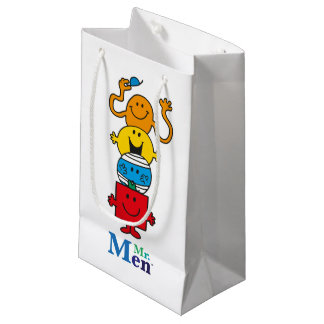 Mr. Men | Mr. Men Standing Tall Small Gift Bag