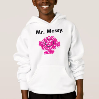 Mr. Men | Mr. Messy Is Cute, But Messy