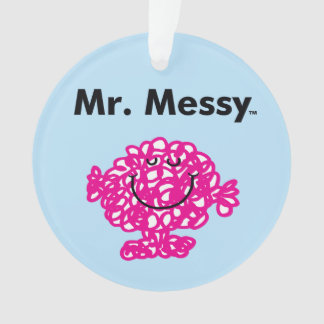 Mr. Men | Mr. Messy Is Cute, But Messy