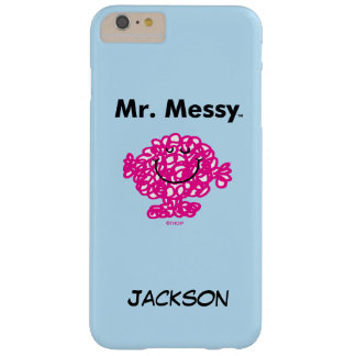 Mr. Men | Mr. Messy Is Cute, But Messy Barely There iPhone 6 Plus Case