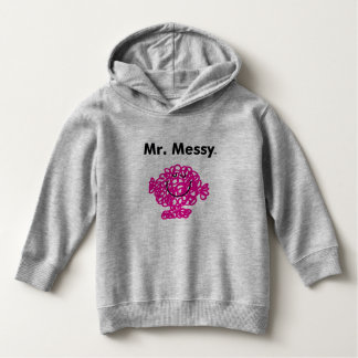 Mr. Men | Mr. Messy Is Cute, But Messy Hoodie
