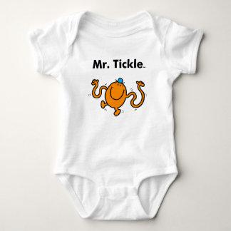 Mr. Men | Mr. Tickle Will Tickle Baby Bodysuit