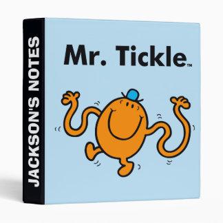 Mr. Men | Mr. Tickle Will Tickle Binder