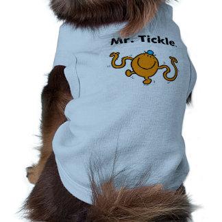 Mr. Men   Mr. Tickle Will Tickle Dog T-shirt