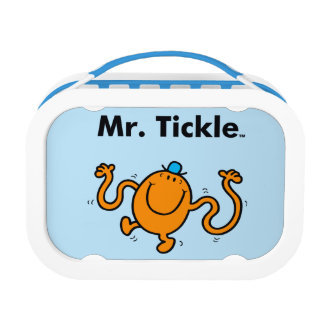 Mr. Men | Mr. Tickle Will Tickle Lunch Box