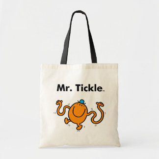 Mr. Men | Mr. Tickle Will Tickle Tote Bag