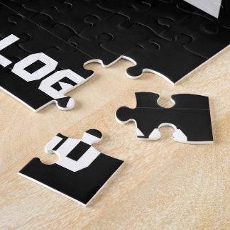 MR.MINER Logo Puzzle
