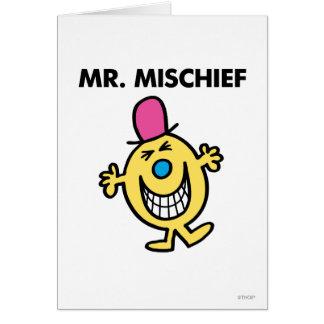 Mr Mischief Classic Cards