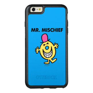 Mr. Mischief | Smiling Gleefully OtterBox iPhone 6/6s Plus Case