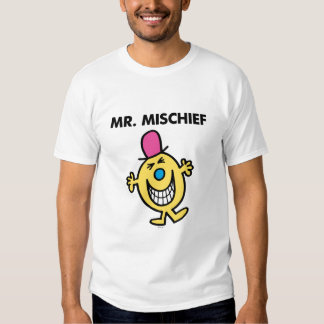 Mr. Mischief | Smiling Gleefully Shirt