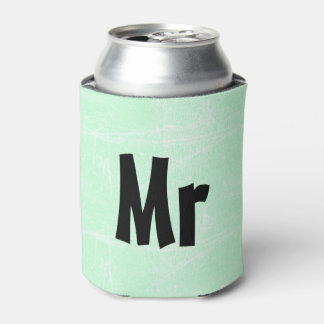 """Mr"" Mister Green Soda or Beer Cooler"