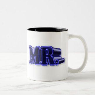 Mr Mister Mug