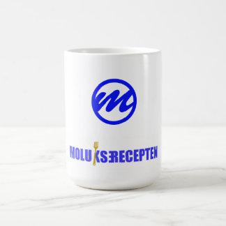 MR. Mok Classic White Coffee Mug