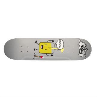 Mr. Molotov and friend Skate Board Decks
