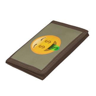 Mr. Money Emoji Wallet