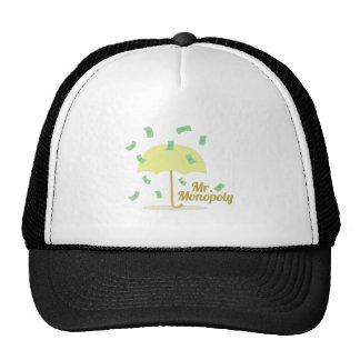 Mr.Monopoly Trucker Hat