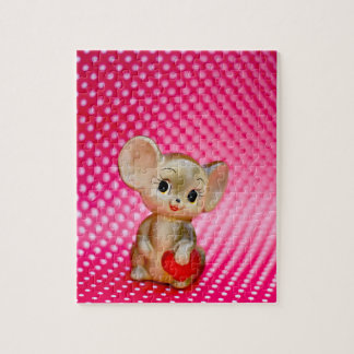 Mr. Mouse Jigsaw Puzzle