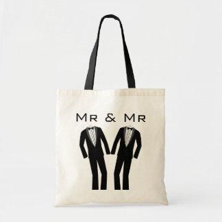 Mr & Mr Keepsake Tote
