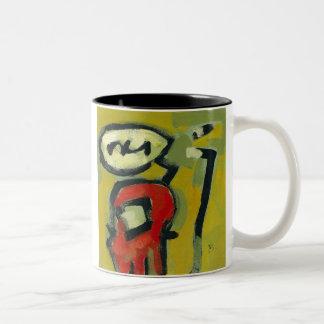 Mr. Mystery Mug