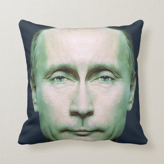 MR NO HOPE THROW PILLOW