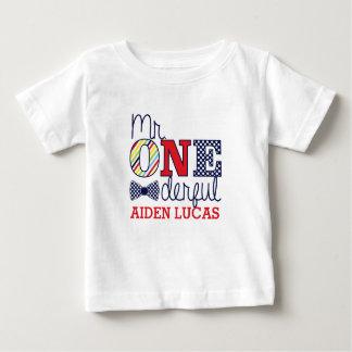 Mr. ONEderful Baby Fine Jersey T-Shirt