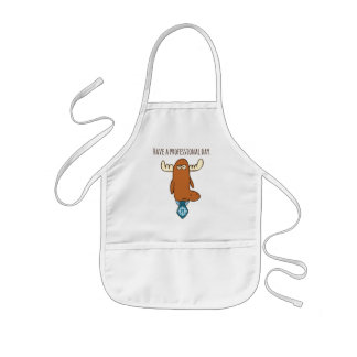 Mr. Orlando - Have A Professional Day Kids Apron
