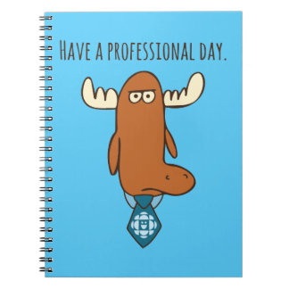 Mr. Orlando - Have A Professional Day Notebooks