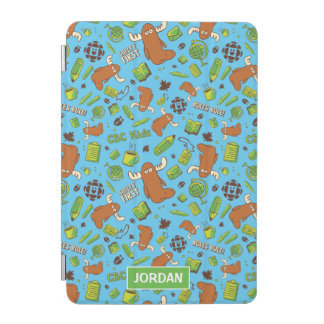 Mr. Orlando - Pattern iPad Mini Cover